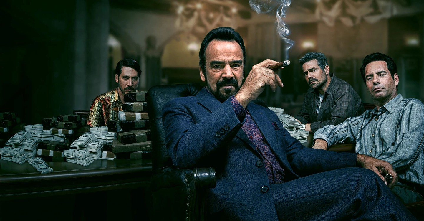 Narcos Season 1 - watch full episodes streaming online
