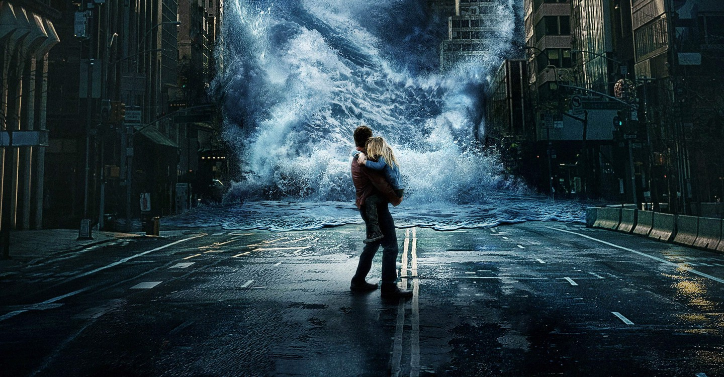 Geostorm backdrop 1