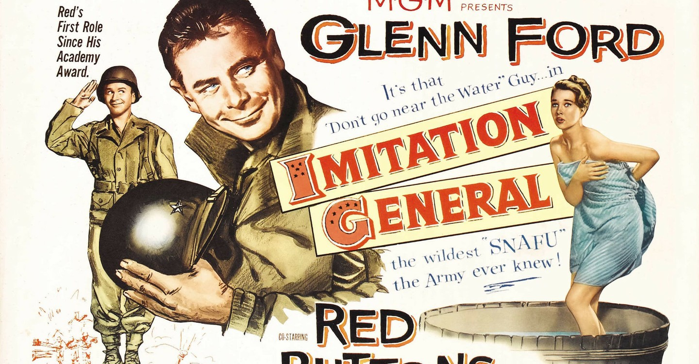 War Movie : Imitation General (1958)