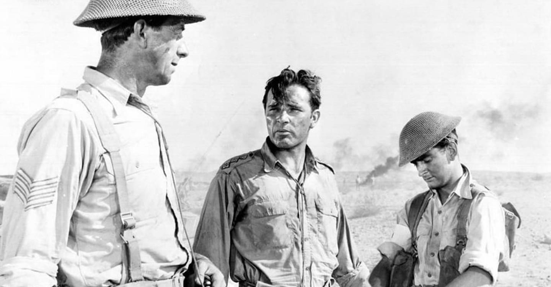 watch the desert rats 1953 free online