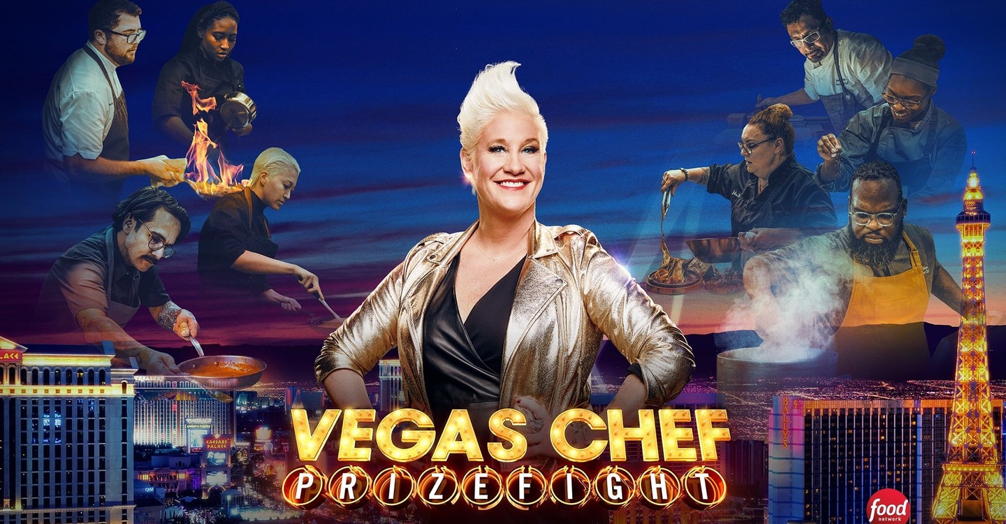 Vegas Chef Prizefight