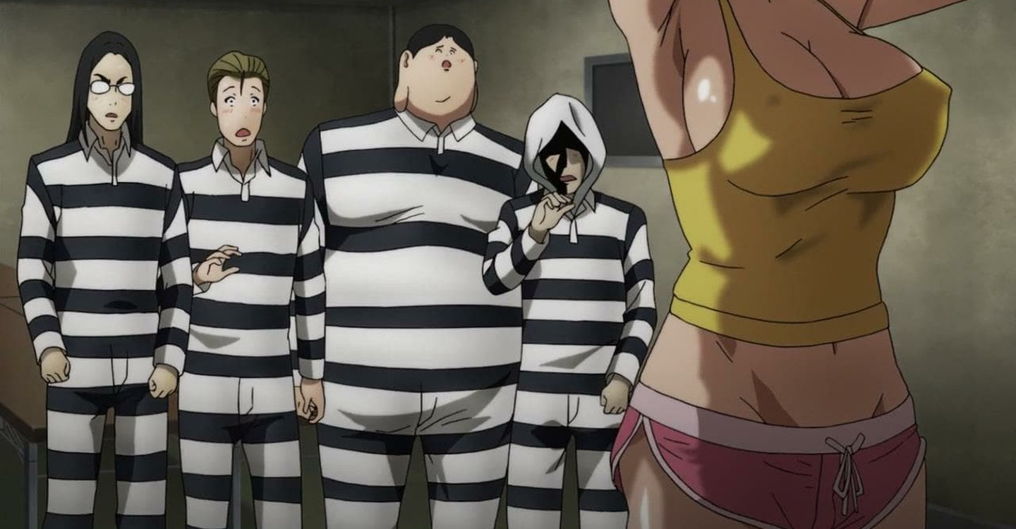 Prison School Episode 1