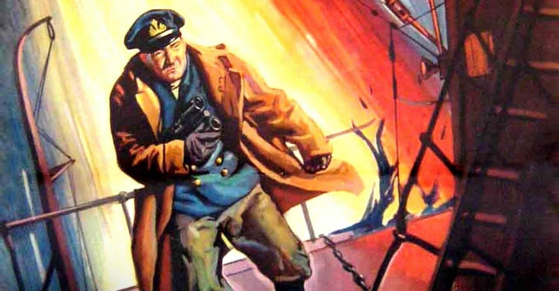 War Movie - Glory at Sea (1952)