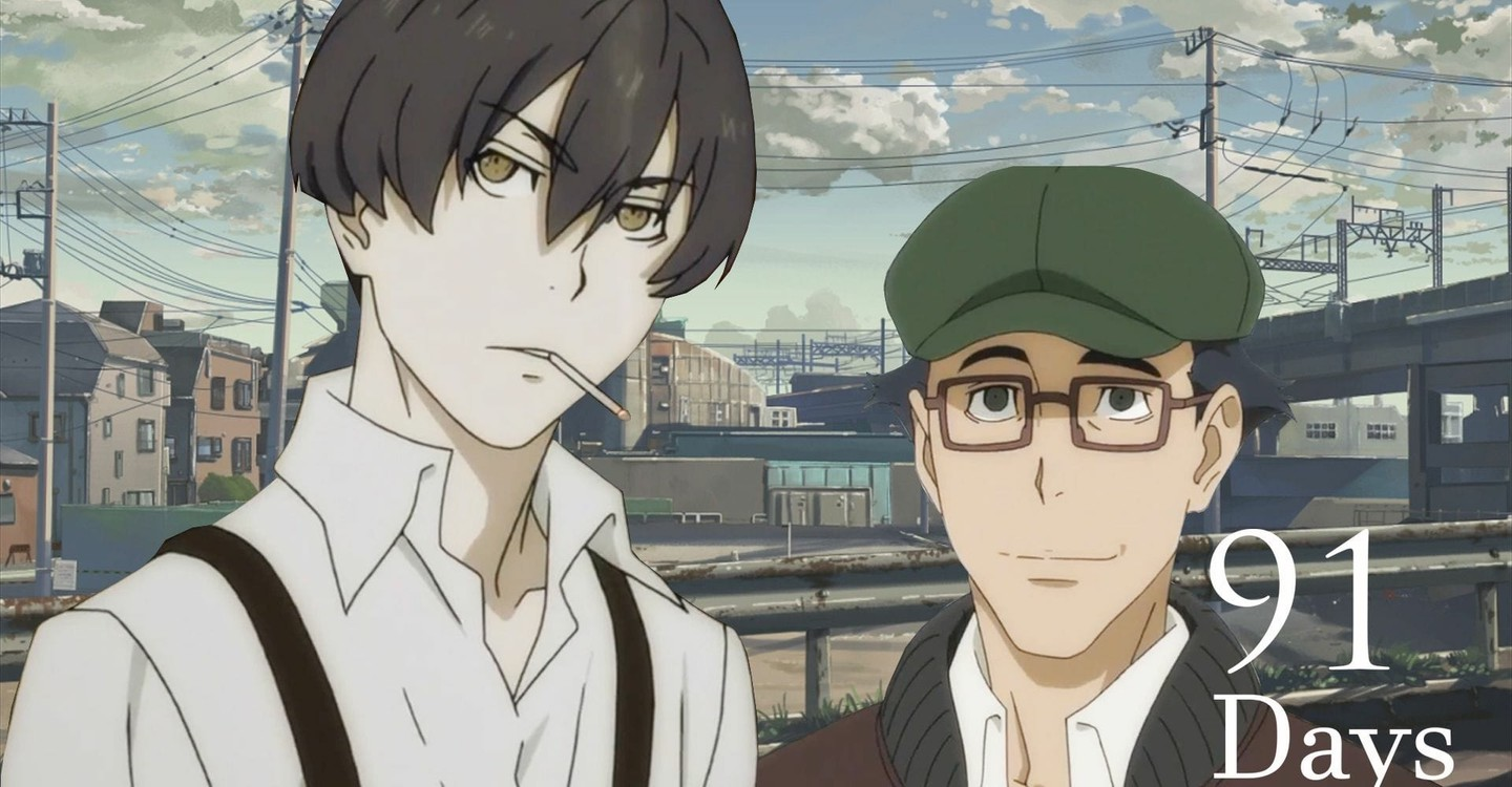 Watch 91 Days For a More Serious Take On Anime