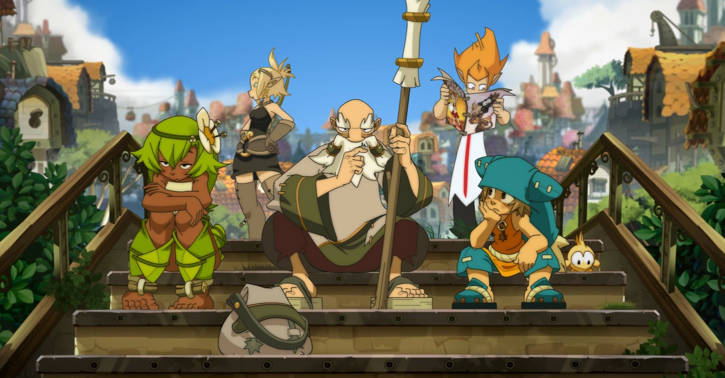 Wakfu Season 3 - watch full episodes streaming online