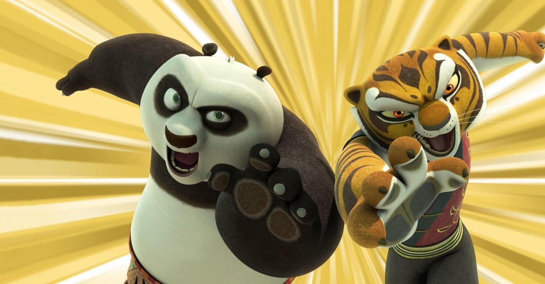 Kung Fu Panda – Legenden mit Fell und Fu