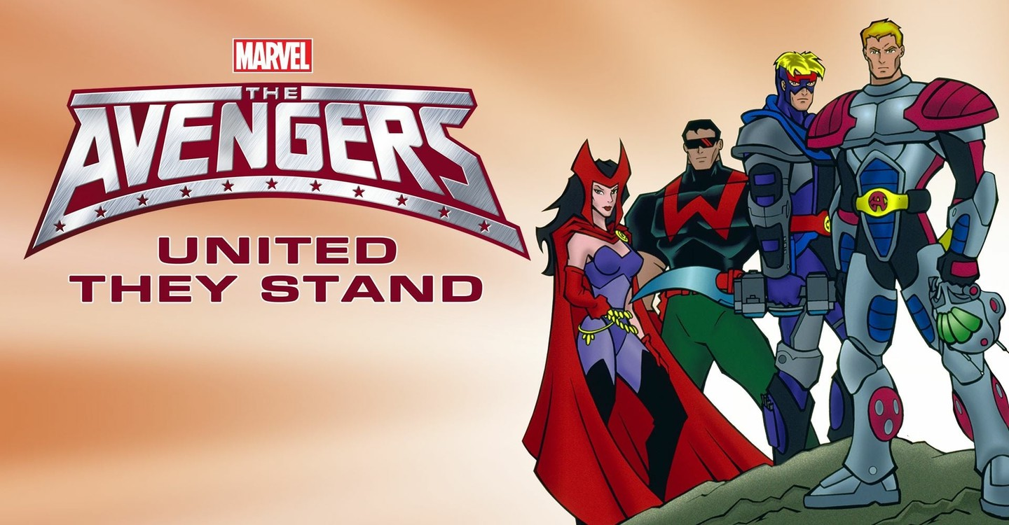 watch the avengers united they stand online free