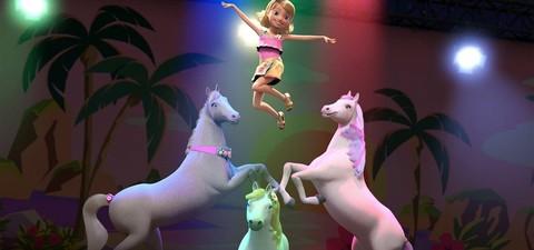 Barbie Y Sus Hermanas En Busca De Los Perritos Online