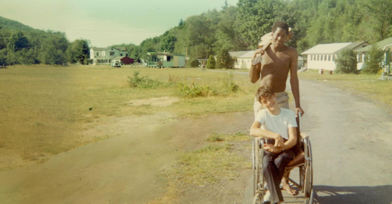 Sommer der Krüppelbewegung