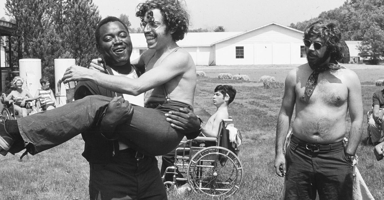 Több mint tábor: A fogyatékosok forradalma