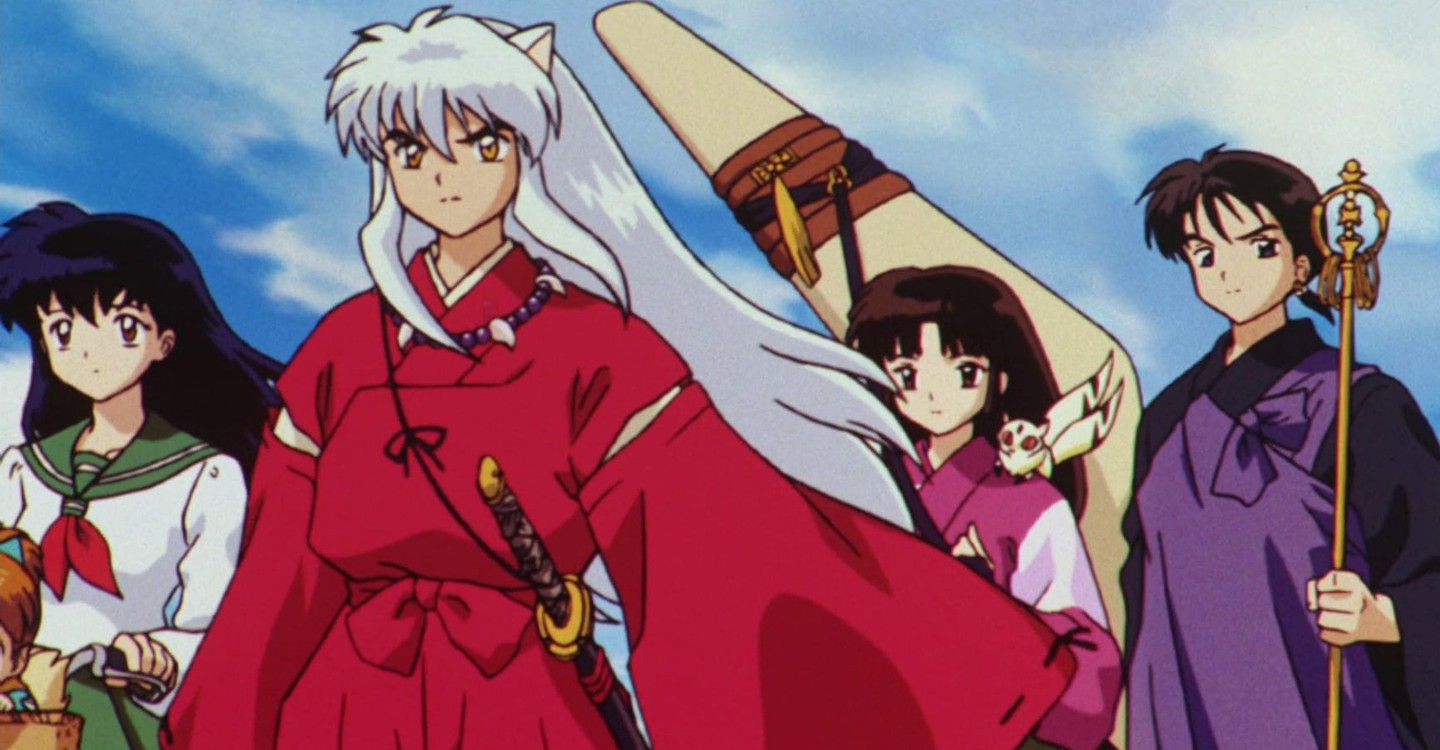 where to watch inuyasha online for free