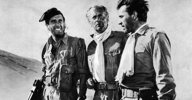 War Movie - Bitter Victory (1957)