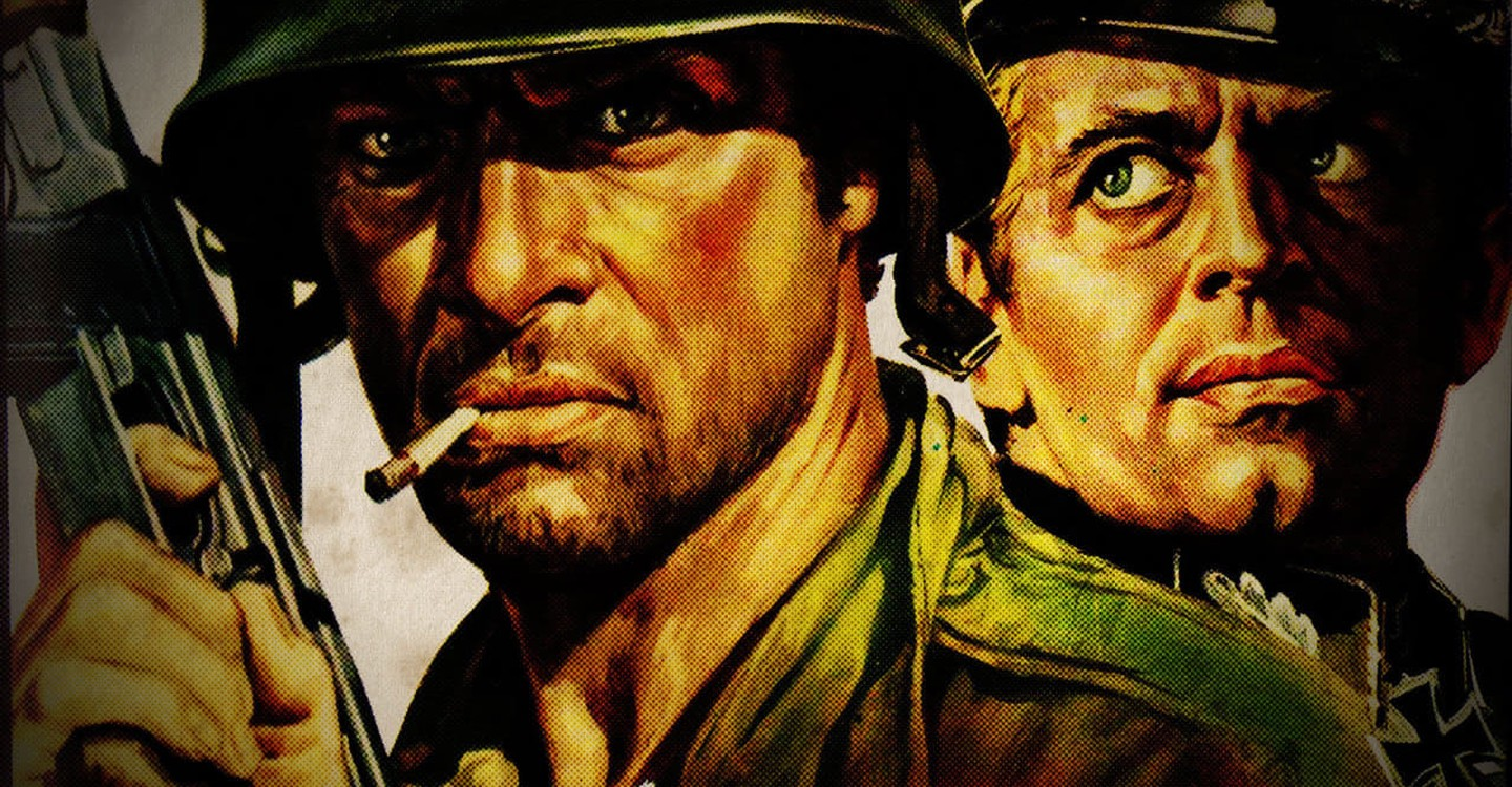 War Movie : Five for Hell (1969)