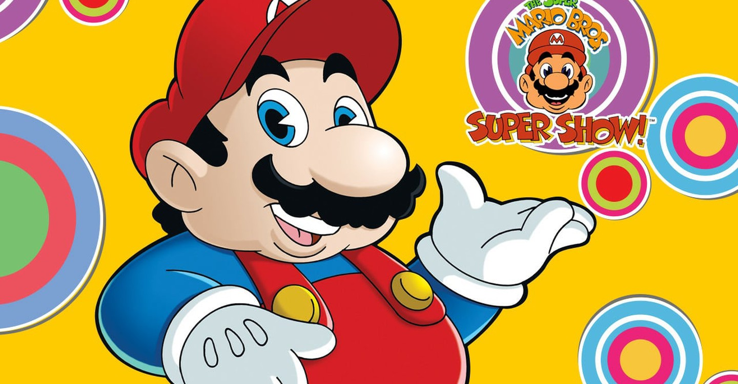 The Super Mario Bros Super Show Streaming Online