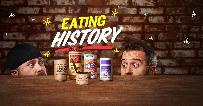 Eating History