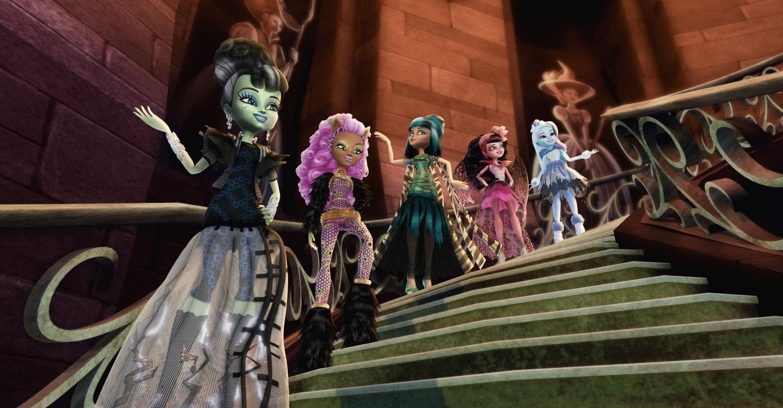 Monster High Mega Monsterparty Stream