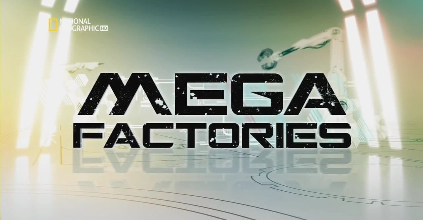 Megafabbriche - guarda la serie in streaming