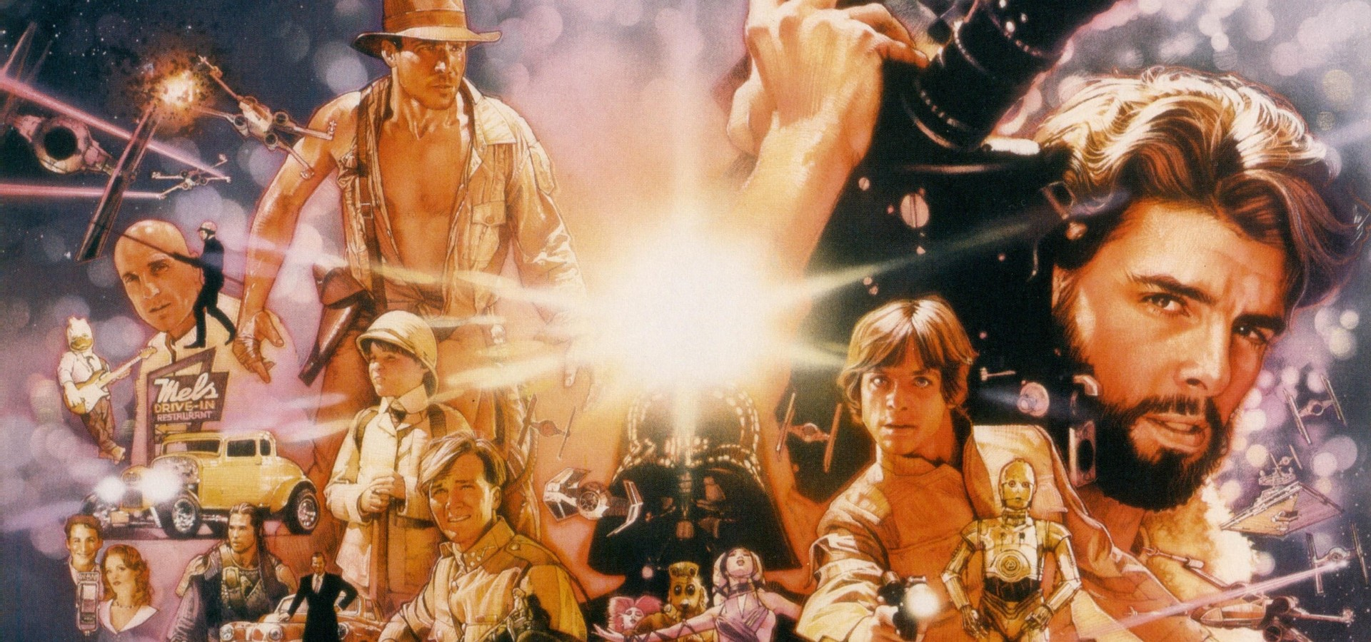 El imperio de los sueños. La historia de Star Wars