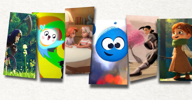 Walt Disney Animation Studios: Short Circuit Experimental Films