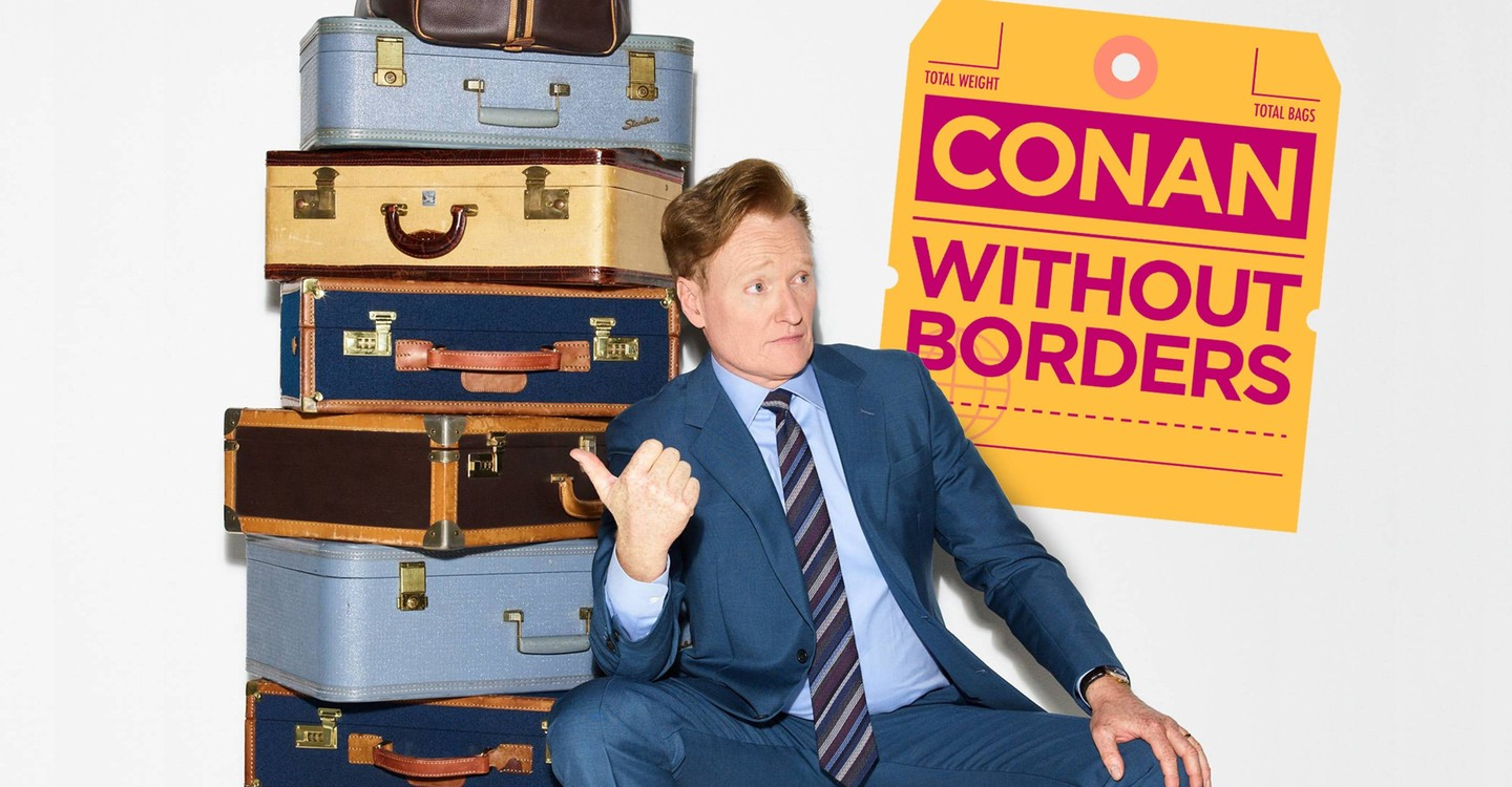Conan Without Borders