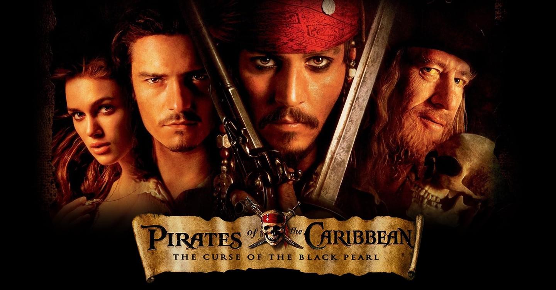 캐리비안의 해적: 블랙펄의 저주