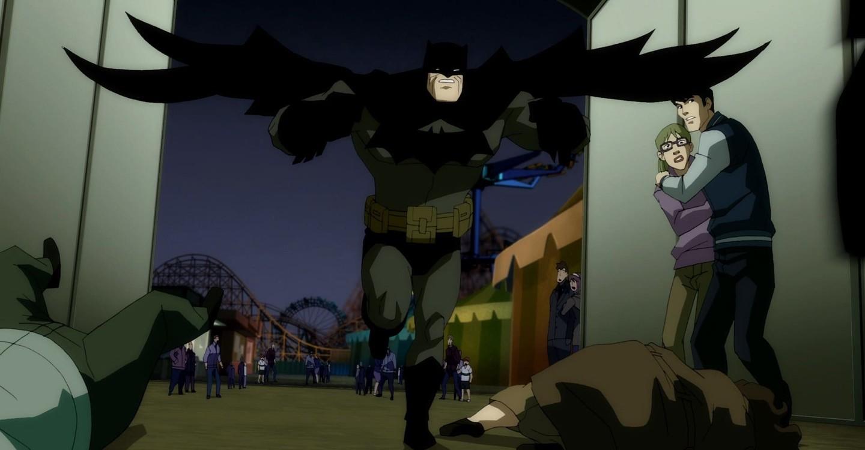 Batman The Dark Knight Returns Part 2 Streaming