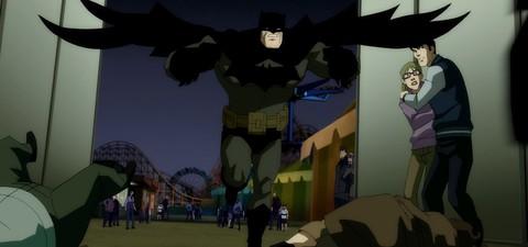 Batman El Regreso Del Caballero Oscuro Parte 2 Online