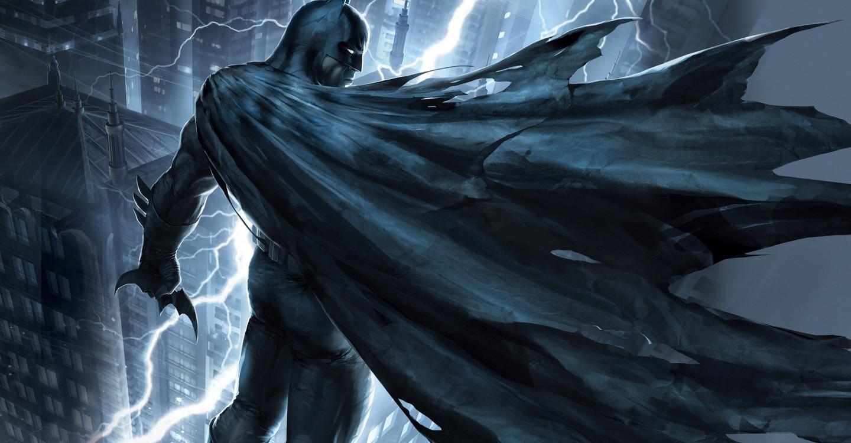 Batman: The Dark Knight Returns, Teil 1