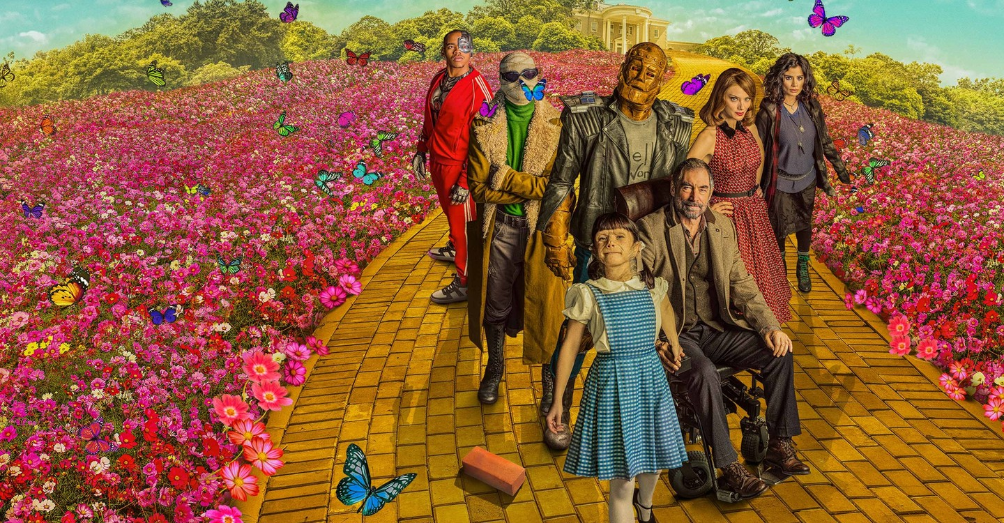 Doom Patrol Season 2 Watch Full Episodes Streaming Online