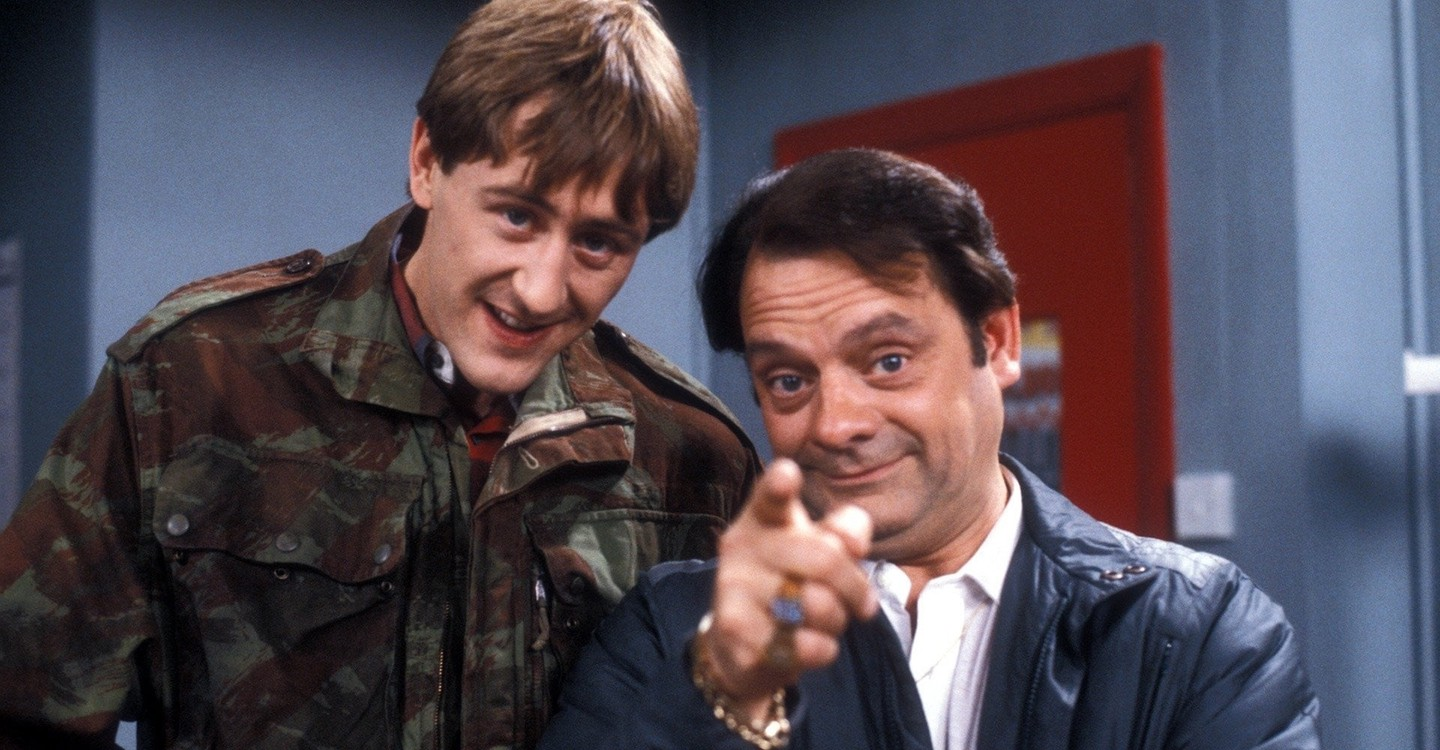 Only Fools And Horses – S06 – Ep04- The Unlucky Winner Is…