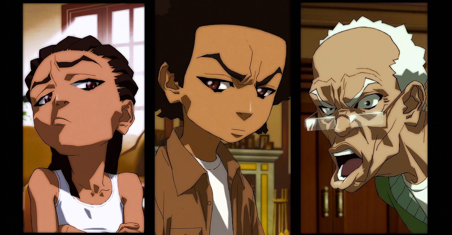 The Boondocks Streaming Tv Show Online