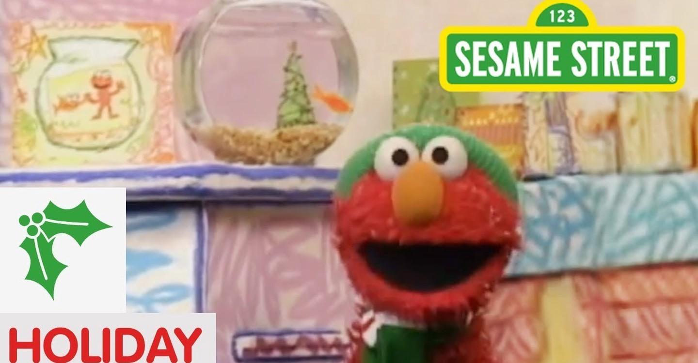 Sesame Street Elmo S World Happy Holidays Streaming