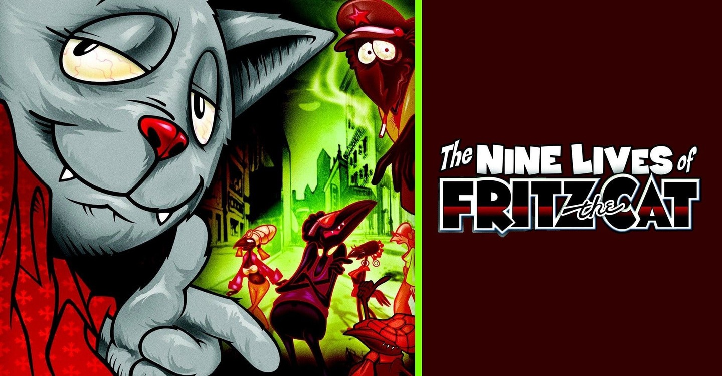The Nine Lives Of Fritz The Cat Streaming Online