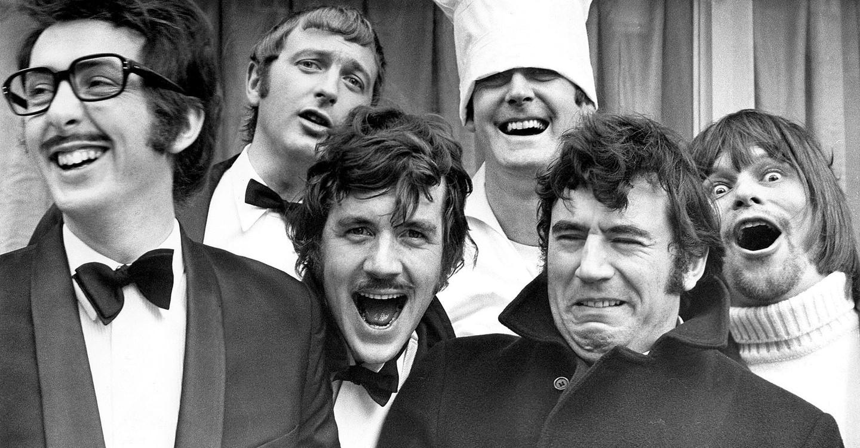 Monty Pythonin lentävä sirkus