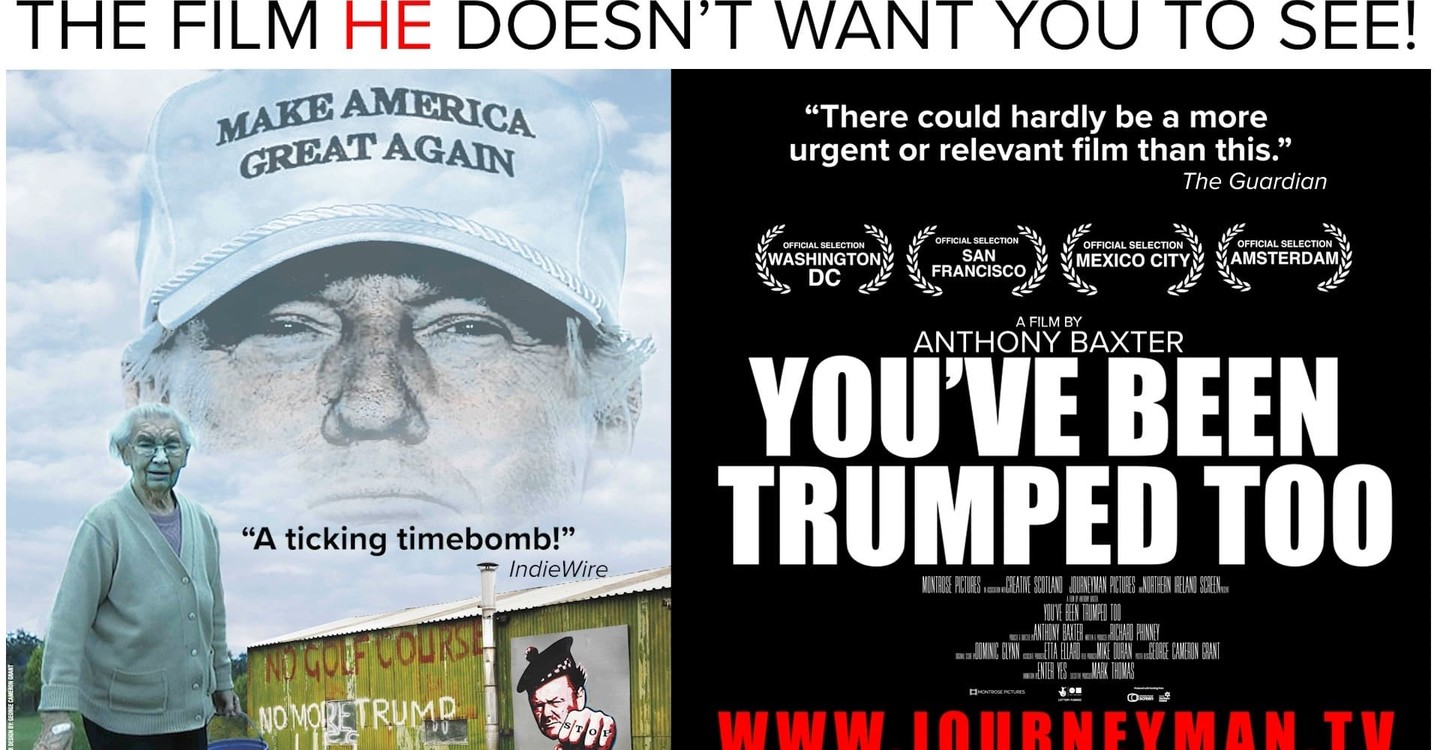 You've Been Trumped Too