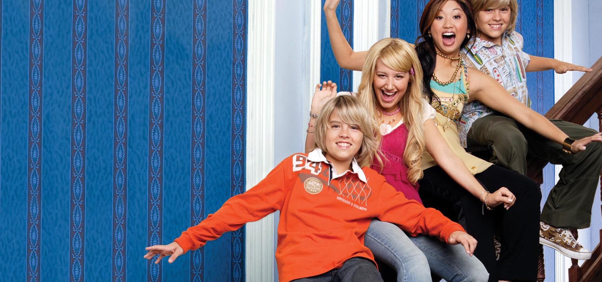 La Vie de palace de Zack et Cody