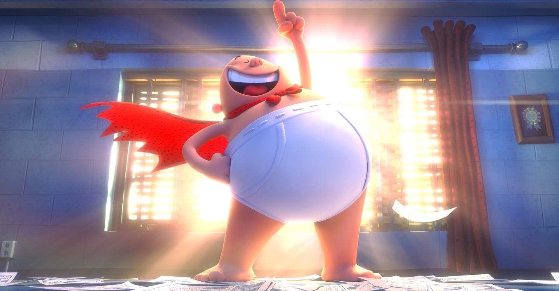 Captain Underpants: Der supertolle erste Film