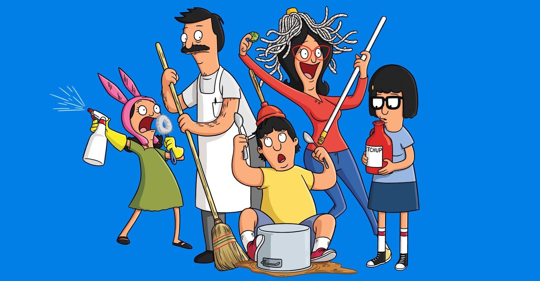 Bob's Burgers - streaming tv show online