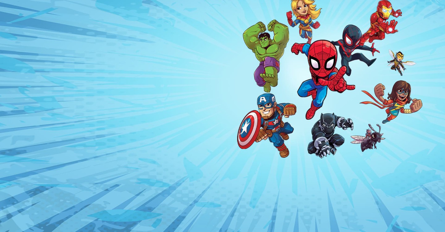 Marvel Super Hero Adventures