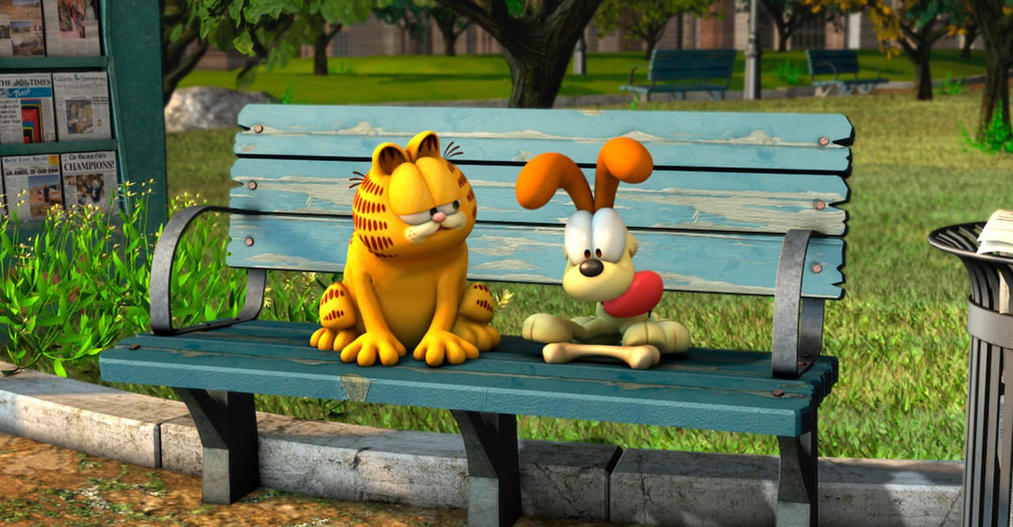 Garfield Gets Real Streaming Where To Watch Online