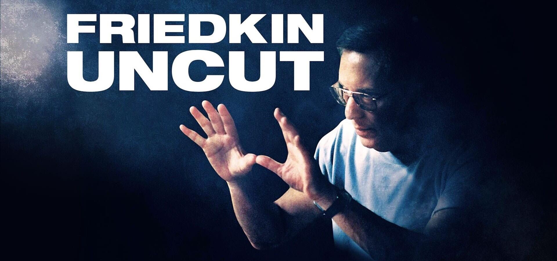 Friedkin Uncut - Un diavolo di regista - streaming