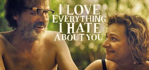 Ich liebe alles, was ich an dir hasse
