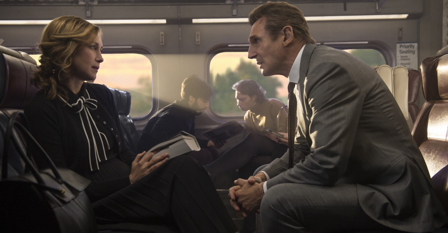 The Commuter backdrop 1