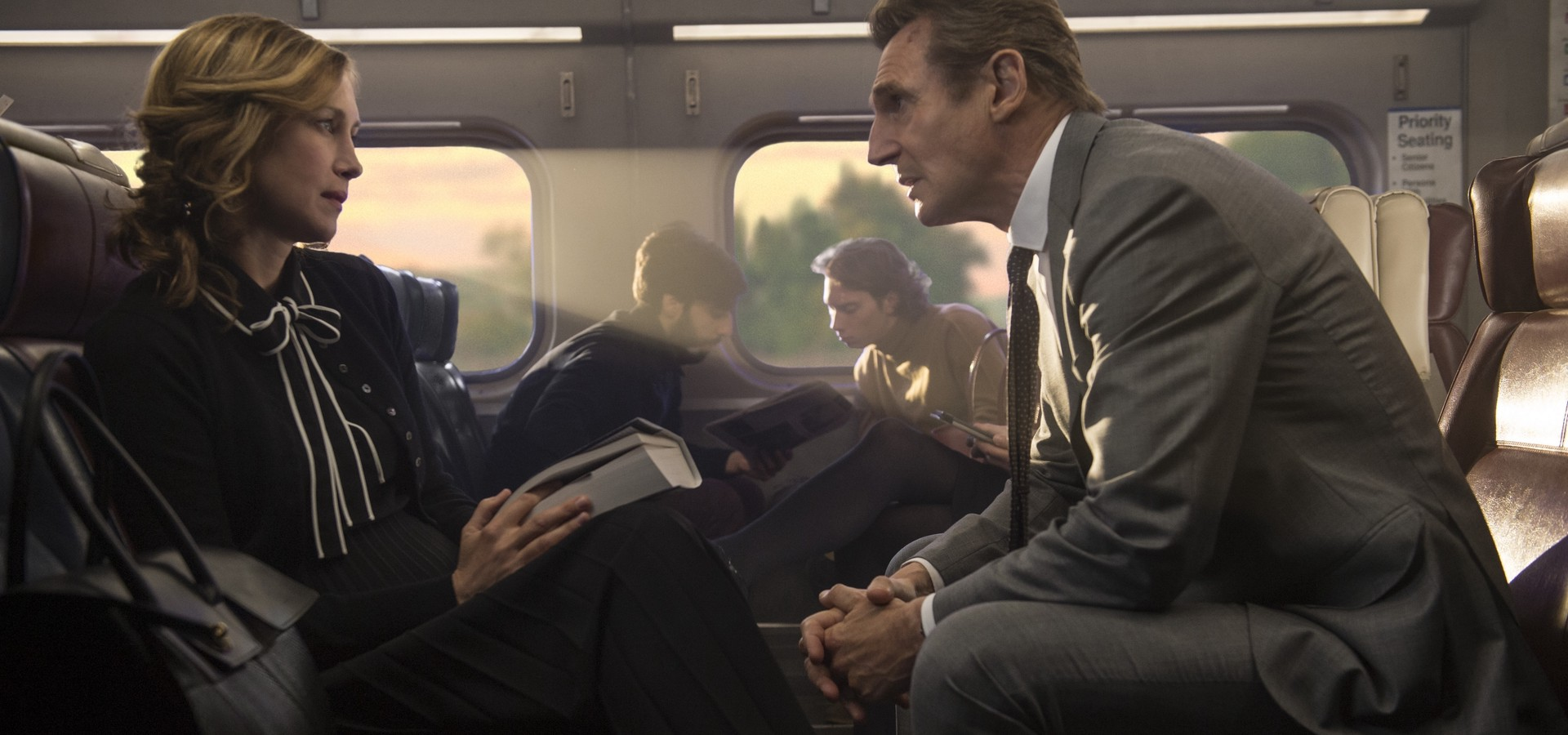 The Commuter - Nincs kiszállás