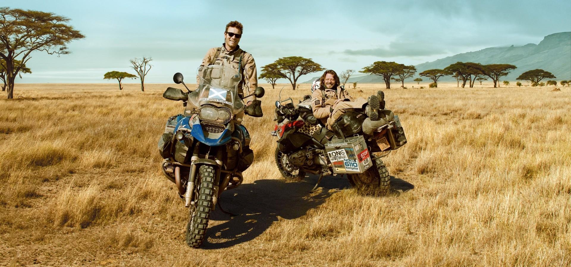 El mundo en moto: La aventura continua