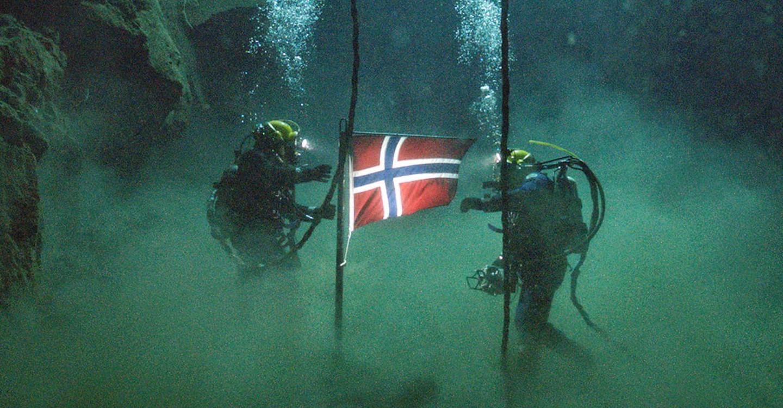 Pioner - sukellus meren syvyyksiin