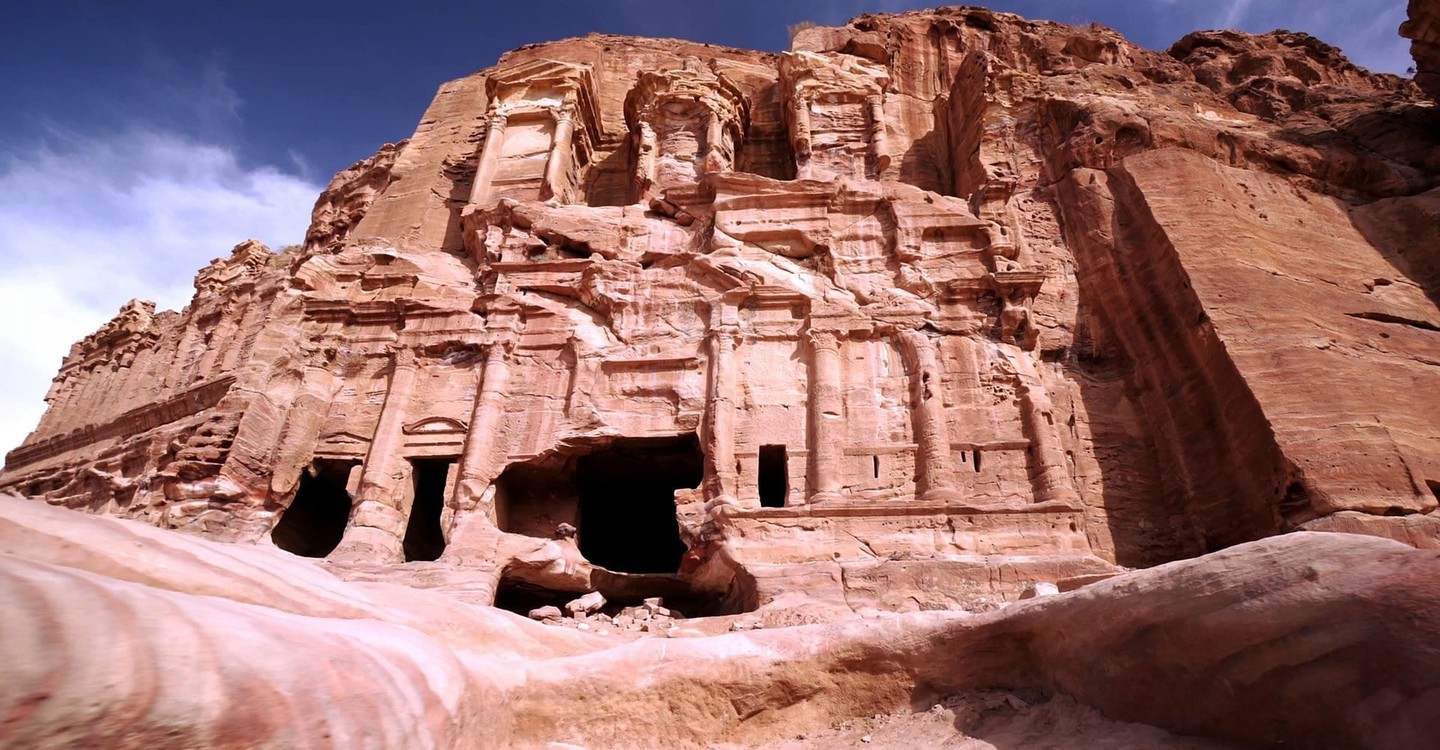 Petra: Secrets of the Ancient Builders