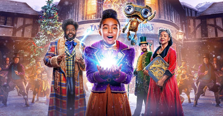 La Navidad mágica de los Jangle