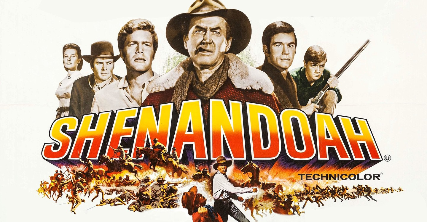 War Movie : Shenandoah (1965)