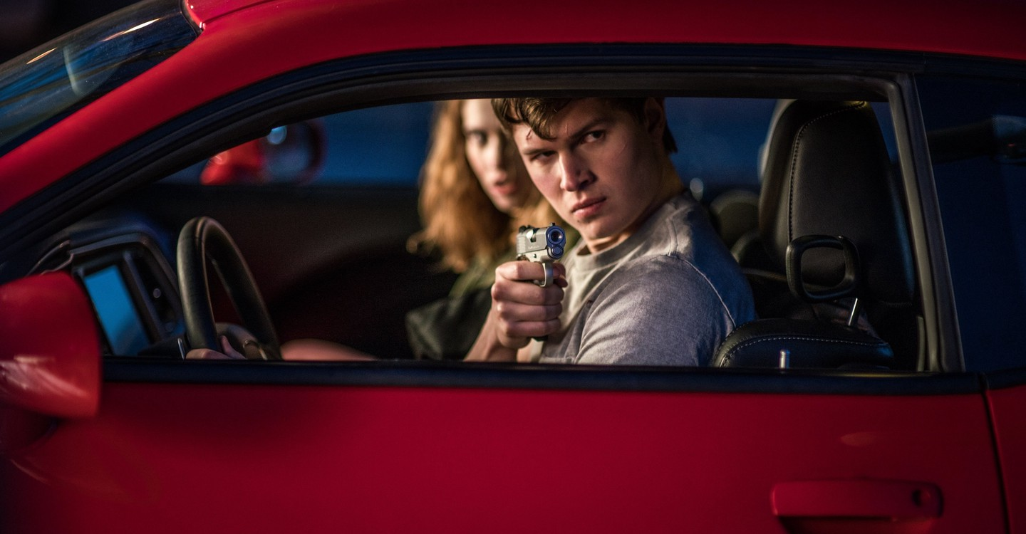 Baby Driver backdrop 1